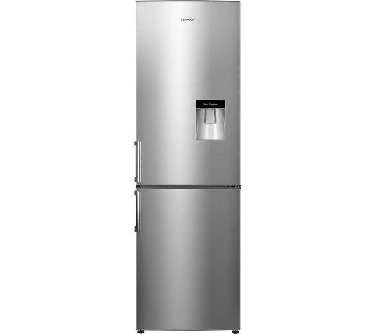 KENWOOD KFCD60X15 Fridge Freezer - Stainless Steel