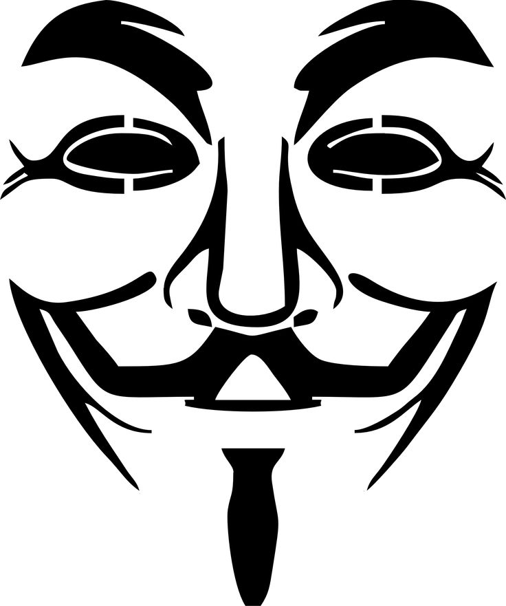 V For Vendetta Mask Stencil Cross-Cultural Dialogu...