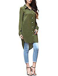 New JET-BOND Women Long Loose Chiffon Shirt Dress FS23 Long Sleeves online. Find the perfect adidas Tops-Tees from top store. Sku ACOG25768UWZA21574