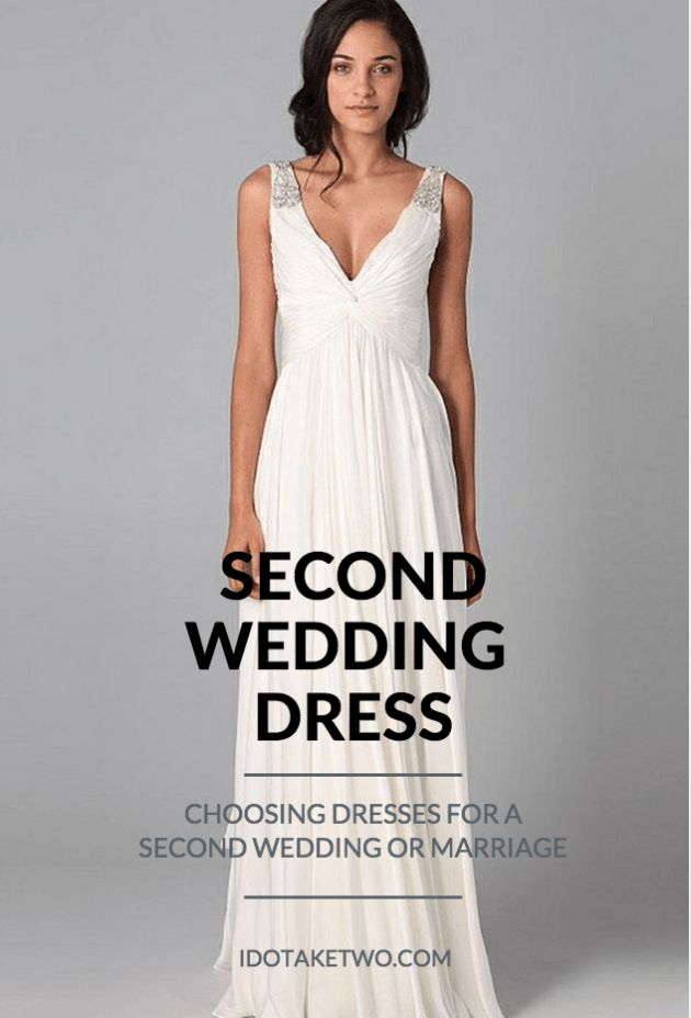 17 best ideas about second wedding dresses on pinterest for Beach wedding dresses second marriage