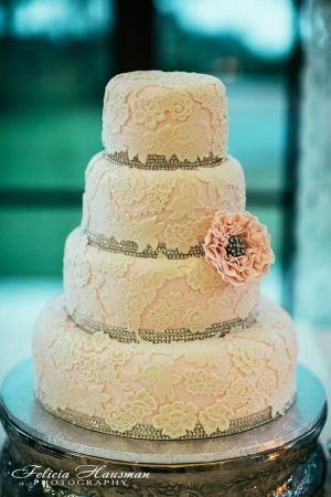 Wow. Love it. Pale pink with the white, plus pink peonies. (Minus any and all rhinestones.)