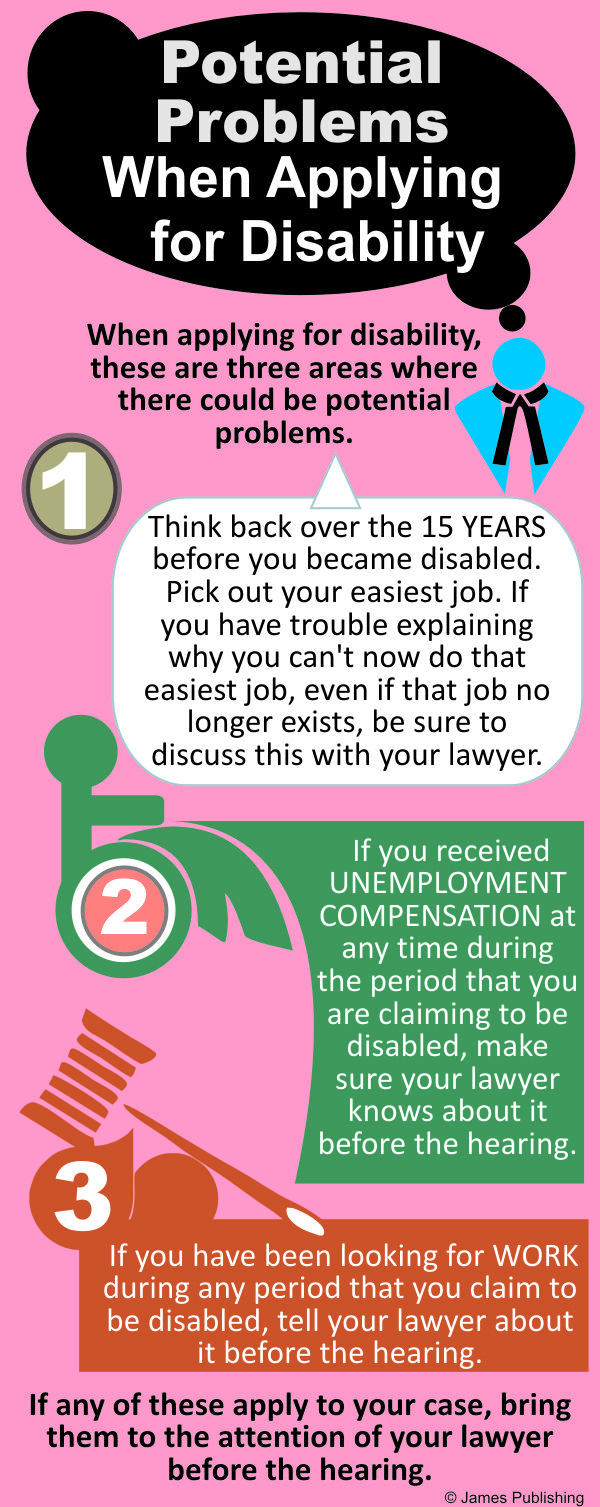 disability when to consider applying for See findlaw's main social security disability benefits page for more general information about ssa-administered disability benefits ssi eligibility: income & resources since most children under 18 have negligible income, the ssa also considers the income and other resources of the household in general (assuming the child lives at home) when.