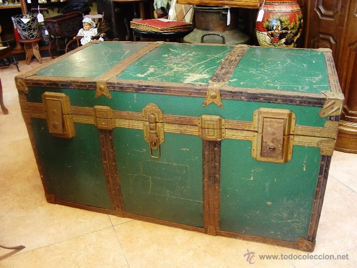M s de 1000 ideas sobre marcos antiguos en pinterest - Fotos de baules ...