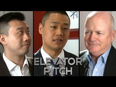 "In this episode of ""Elevator Pitch,"" host Alan Meckler talks with Warren Liao and Derek Tian, founders of ""Black Lapel,"" a website specializing in making custom luxury menswear at an affordable price. Find out if they make the cut."