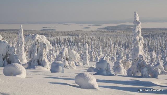 In photography ** / My Photos: Tykkyä Riisitunturi