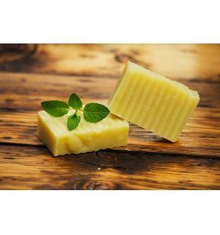Șampon solid cu mentă, păr normal sau gras - Shampoo Aroma