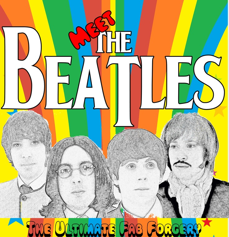 Meet The Beatles: The Ultimate Fab Forgery UK - U.K, England, Rugby Town,Warwickshire County