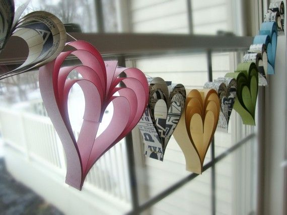 Paper hearts @ http://www.etsy.com/listing/67633109/spring-fling-heart-paperie-a-garland-of?ref=cat2_gallery_32