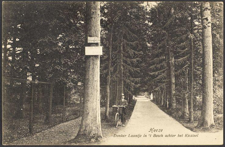 Heeze. Kasteel (circa 1916)