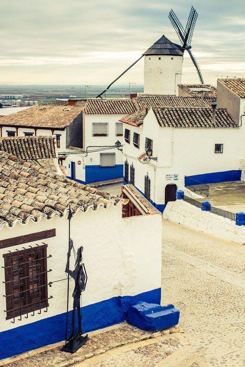 Criptana, Castilla la Mancha, Spain