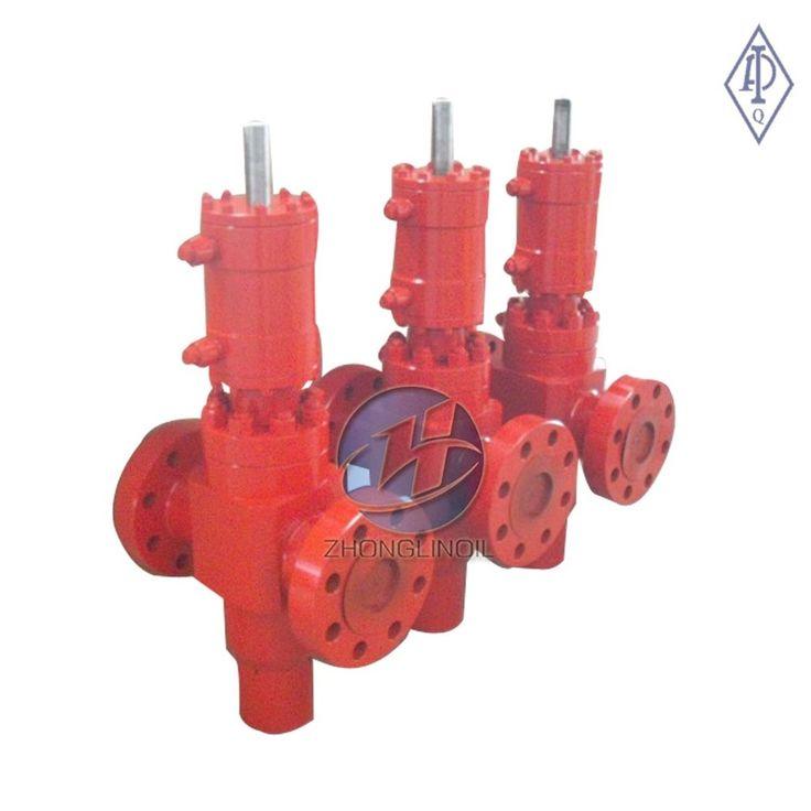 API Spec 6A Cameron Hydraulic Gate Valve for Petroleum Machinery