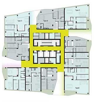 un studio china shopping center plan - Google Search