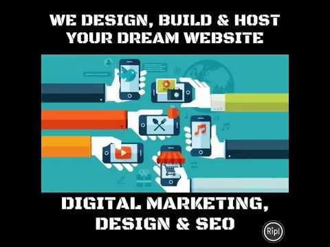 Web Design - Wordpress - Joomla https://youtube.com/watch?v=4u3NyebLv7Y