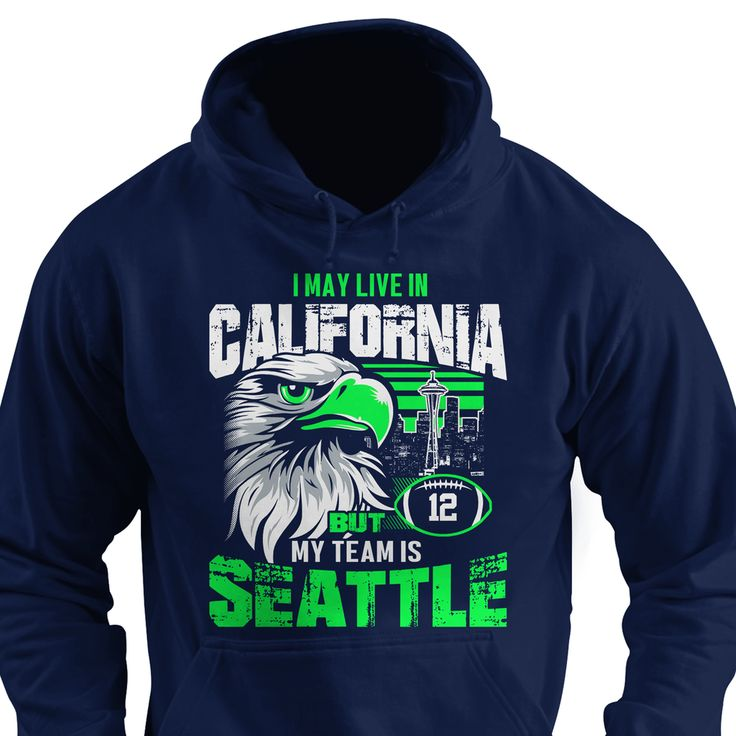 Love Seattle football? Then check out this limited edition Seattle football hoodie. We only sell the best selling, top quality hoodies, shirts and tanks. You wo