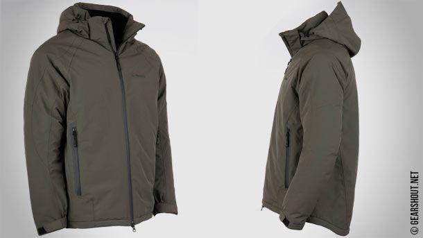 Snugpak анонсировала на март выход новой утеплённой хардшелл куртки Torrent Jacket