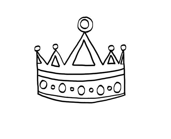 Best 25 Corona dibujo ideas on Pinterest  Dibujado a mano
