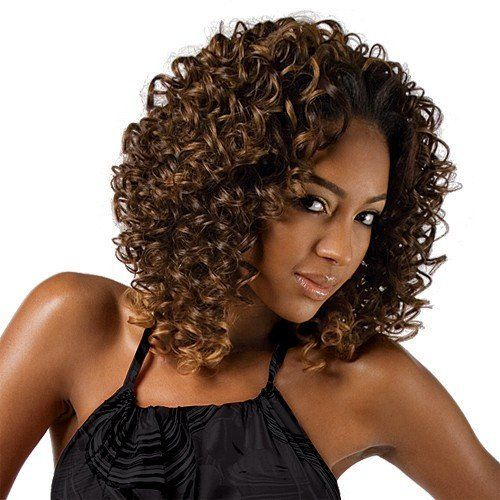 "SAGA GOLD Remy Human Hair Weave - OPRAH 12"" - 1B by SAGA GOLD. $68.48. EXCELLENT WEAVING HAIR. Premium Quality 100% Human Hair. MODEL SHOWN - F4/27/30. Only Young, healthy human hair is handpicked and aligned unidirectionally. Unidirectional Alignment allows for elimination of all harsh chemical treatments that typically cause tangles and breakage: hair remains thicker, stronger and healthier. It is the smoothest, bounciest, and most lustrous hair in the market."