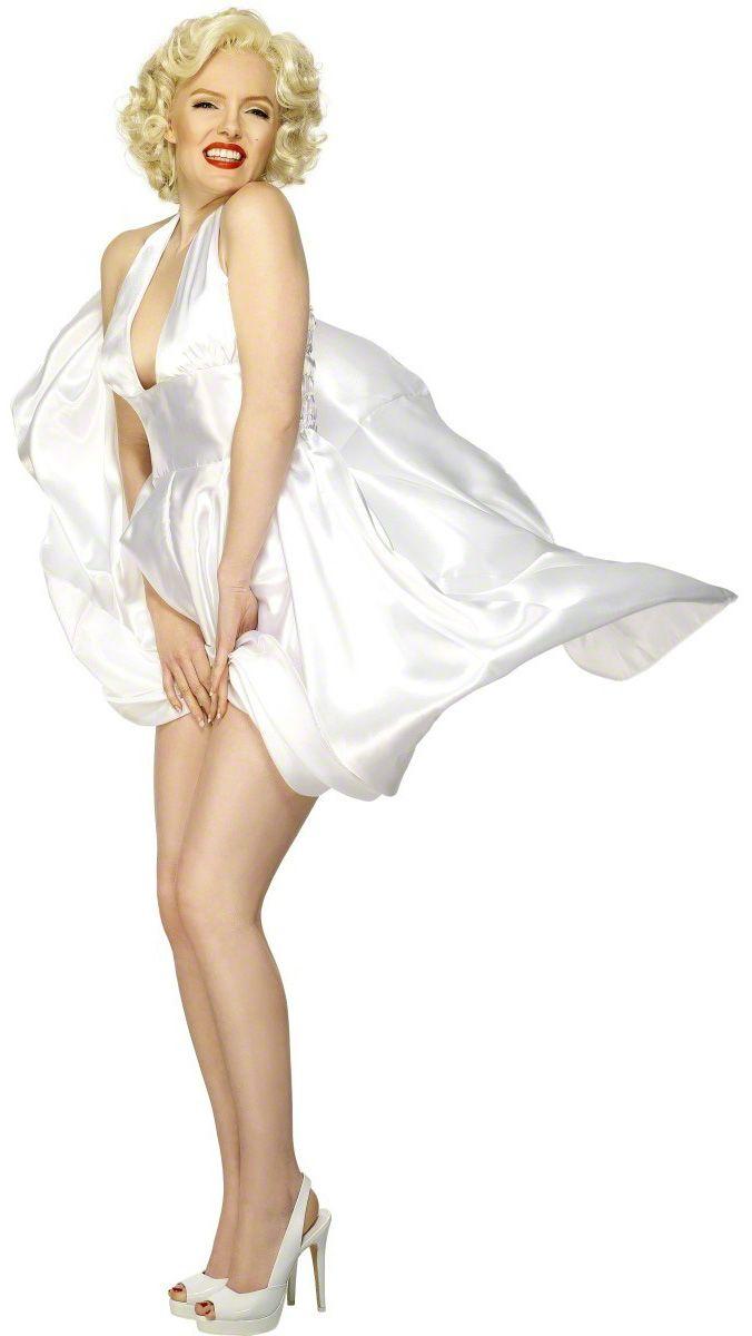 Disfraz de Marilyn Monroe™ clásico para mujer. Disponible en www.vegaoo.es