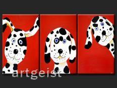 Dekoracje ścienne dla dzieci - wspaniałe, kolorowe obrazy, które uczynią z pokoju dziecięcego radosną przestrzeń pełną magii i kolorów. www.artgeist.pl/obrazy/obrazy-dla-dzieci.html