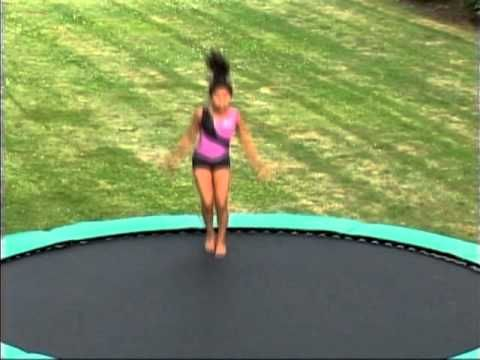 15' Aero Bounce by Super Fun Trampolines - YouTube