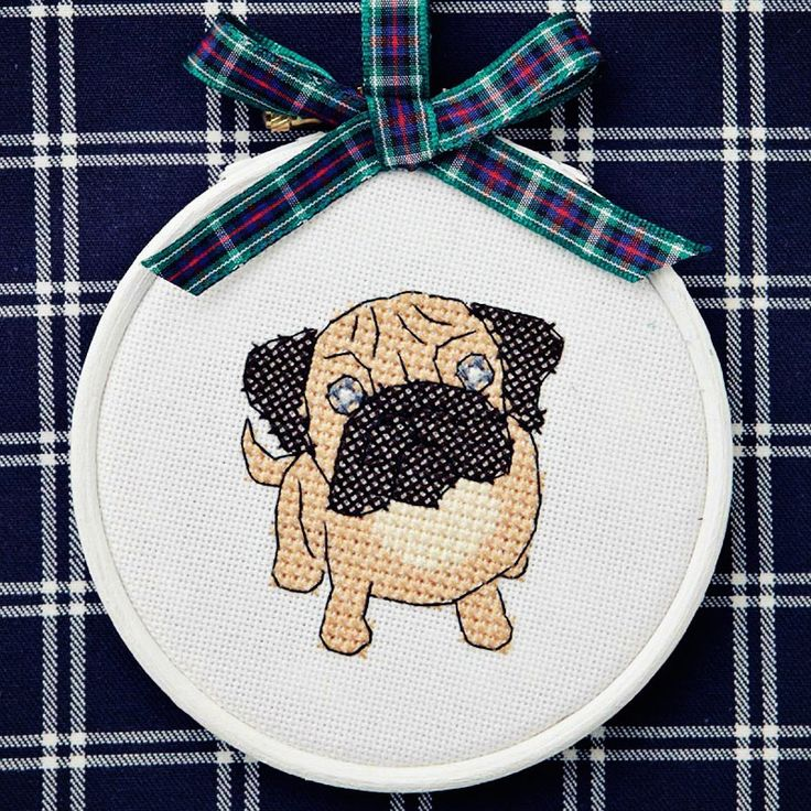Puppy Love - Available in CrossStitcher Magazine 275