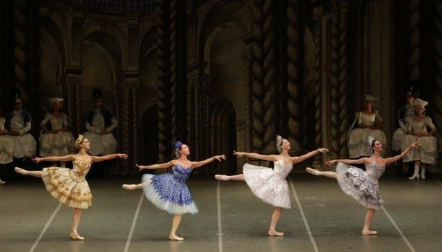 Ratmansky's Sleeping Beauty in Milan casts its magic spell   -  The Sleeping Beauty – photo by Brescia and Amisano, Teatro alla Scala 2015