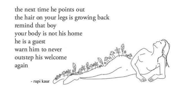 25 Inspiring Quotes From Feminist Instagram Poet Rupi Kaur | YourTango