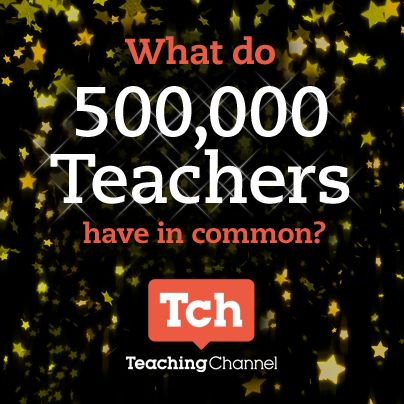 17 Best images about Teaching Channel Celebrates... on ...