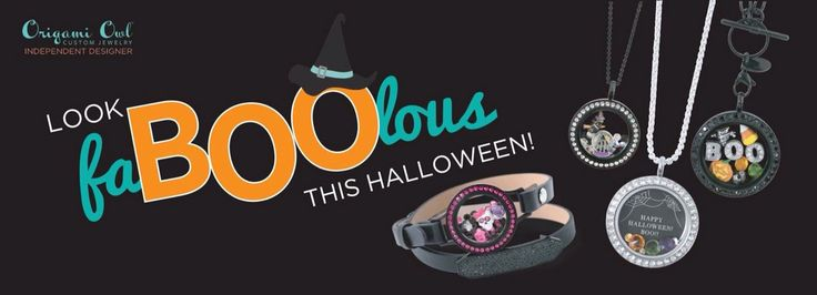 Origami Owl {Halloween Collection}www.jessicacooper.origamiowl.com