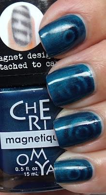 swirl magnetic polish