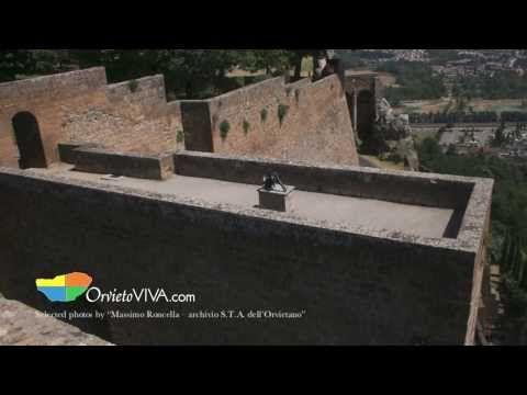Albornoz Fortress audio guide English, Orvieto Umbria - Orvietoviva.com