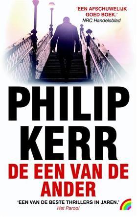 De een van de ander - Philip Kerr (Paperback, ISBN: 9789041709578 €8,-) Ontwerp; b'IJ Barbara.