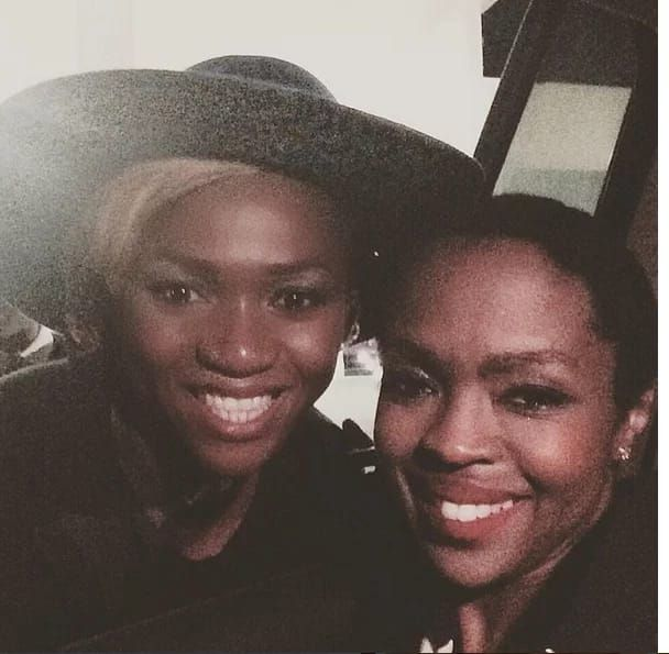 Welcome To On Point Naija Blog: WAJE CRIES LIKE A BABY AT  LAURYN HILL CONCERT