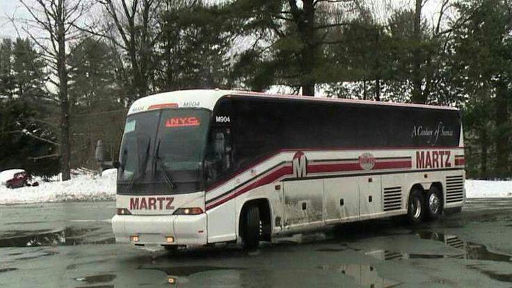 Martz Bus Lines MCI