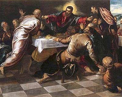 """Tintoretto: """"L'ultima cena"""" / al Museo Diocesano"""
