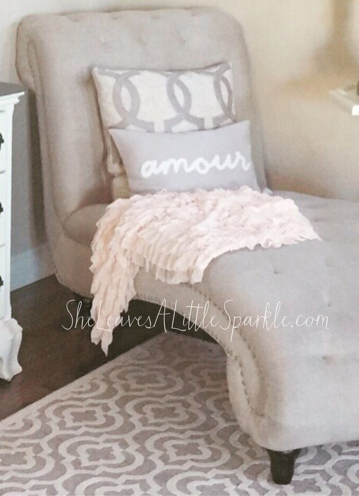 """Ruffled Throw for keeping cozy. Throw it over a chair, a sofa or a table. Use it for photo props and even to create a romantic vignette. It measures approx 45"""" x 36"""" with 2"""" ruffles all over. Nylon-po"""