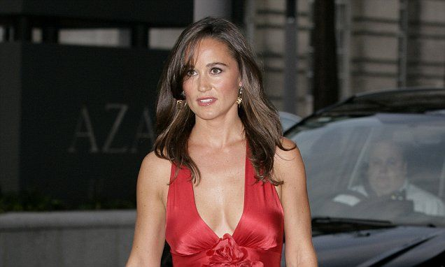 Pippa Middleton's hacking investigators arrest 35 year old man - Daily Mail