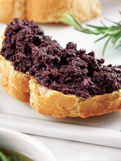 Baharatlı zeytin ezmesi Tarifi - Parti Yemekleri - Yemek Tarifleri
