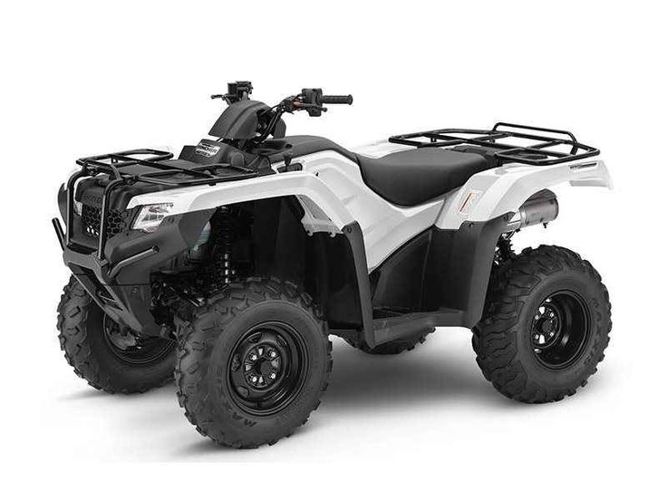 New 2016 Honda FourTrax® Rancher® 4X4 Automatic DCT IRS ATVs For Sale in Wisconsin.