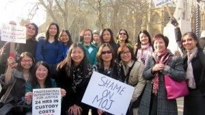 Interpreters United: We Fight, We Feast and We Celebrate - with fellow Chinese protestors/interpreters