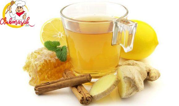 Resep Teh Herbal Teh Gingseng, Teh Herbal Untuk Diet, Club Masak