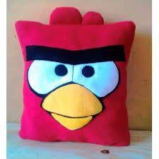 Resultado de imagen para almohadones de angry birds