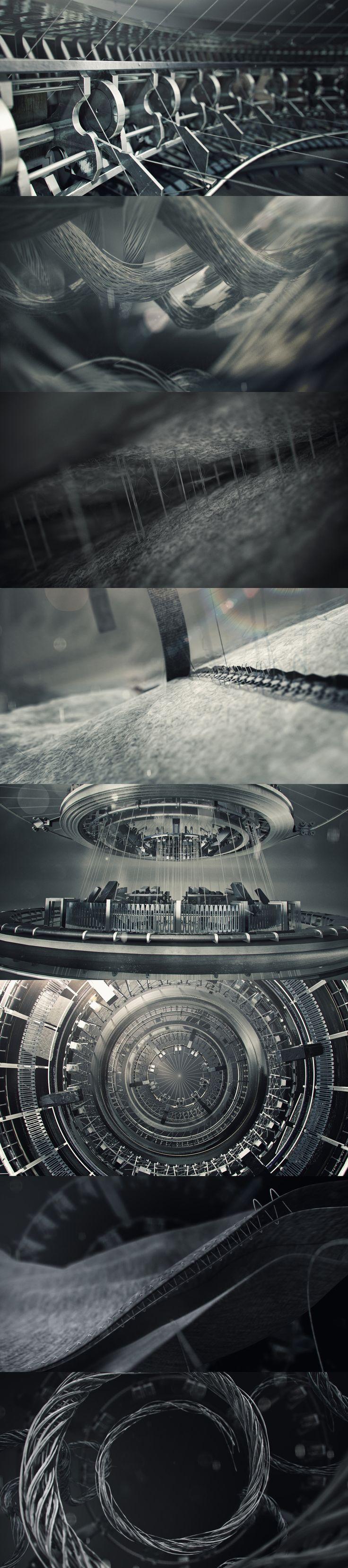motion graphics/ storyboards/ styleframes | Nike Tech Fleece — Jonathan Kim