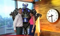 Titan The Robot | The Future Of Entertainment - Gallery - All Photos