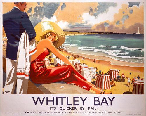 Whitley Bay - Beach