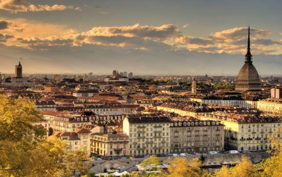 Torino (Turin), Italia. Gorgeous old city.