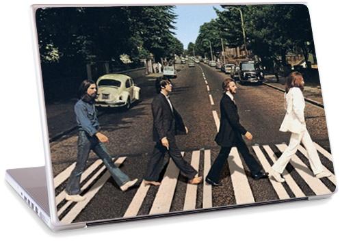 Skin Para Notebook Y Netbook - Abbey Road