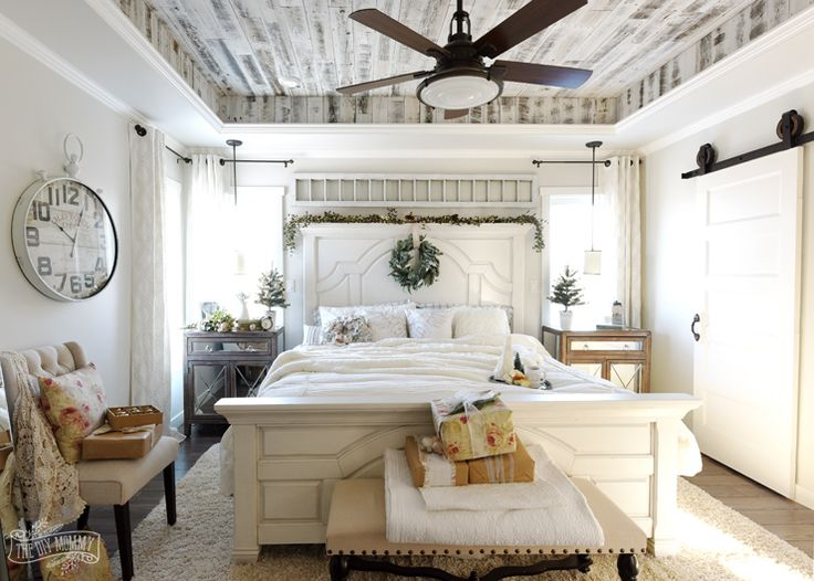 141 best BRICK ROOMS-Bedroom images on Pinterest Pinterest French Country Farmhouse Bedroom Decorating Ideas on farmhouse kitchen decorating ideas, shabby chic bedroom ideas, pinterest french country kitchen decor,
