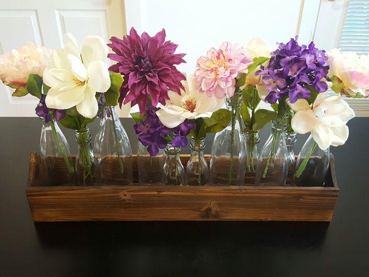 Pop of Color Floral Arrangement