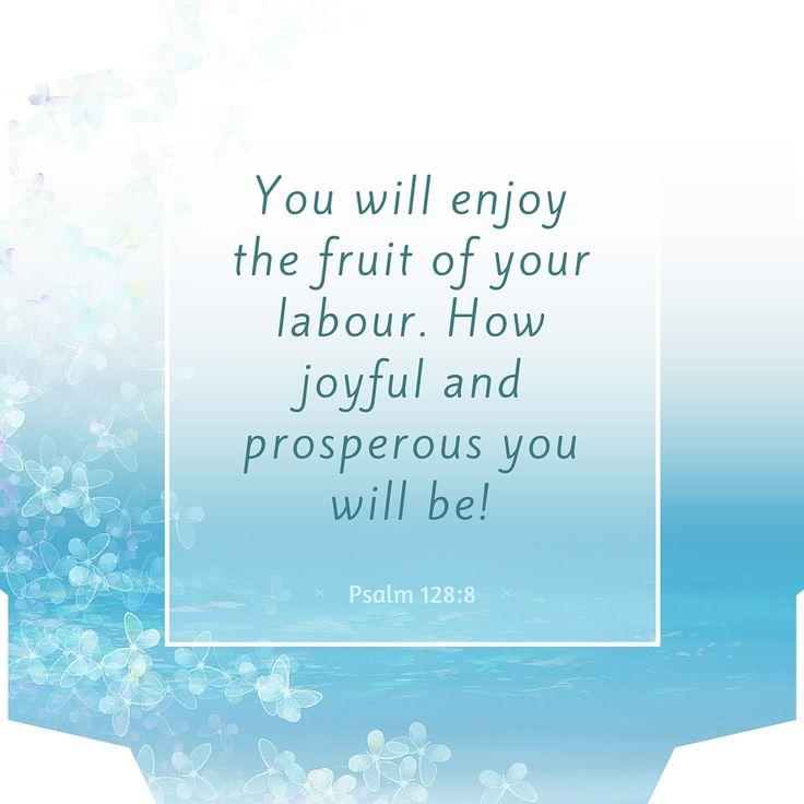 Psalm 128:8